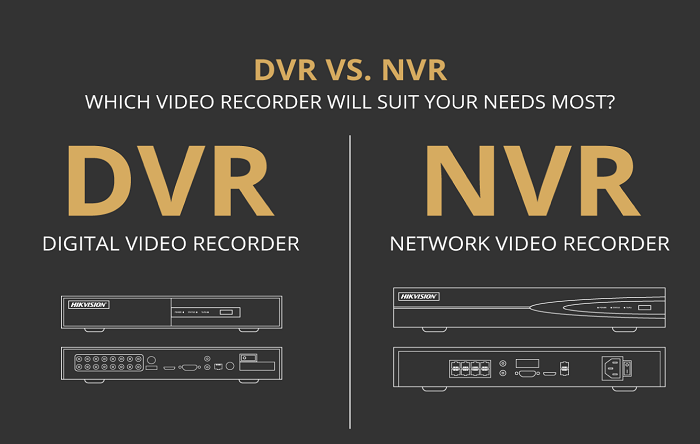 Diffrent Between VNR And DVR