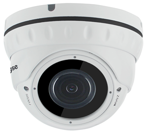 LONGSE LIRDNTS400 Metallic Dome Camera